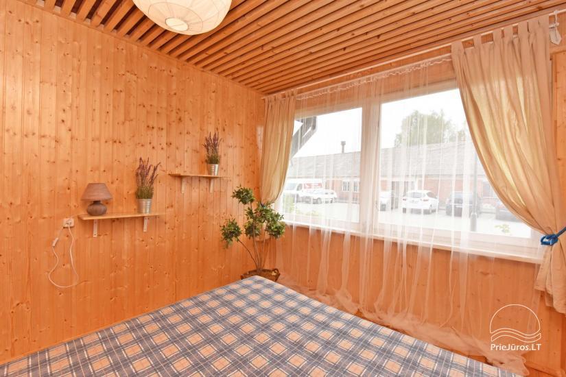 Dom wakacyjny w Nidzie na brzegu Mierzei Kuronskiej Zunda - 7
