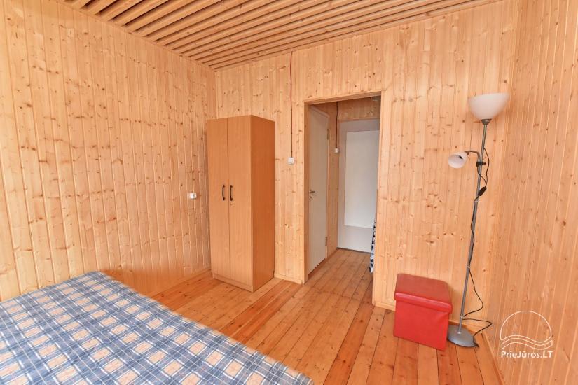 Dom wakacyjny w Nidzie na brzegu Mierzei Kuronskiej Zunda - 8