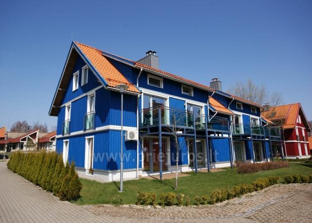 Apartamenty Pervalka z dużym balkonem lagunie - 1