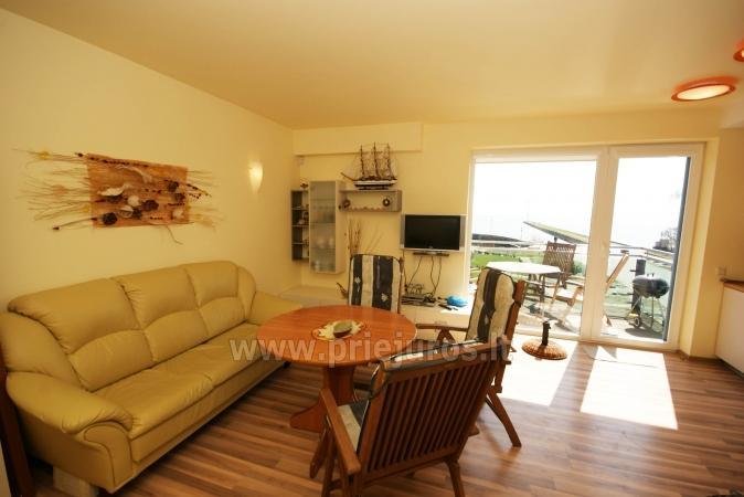 Apartamenty Pervalka z dużym balkonem lagunie - 4