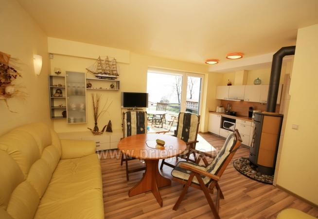 Apartamenty Pervalka z dużym balkonem lagunie - 5