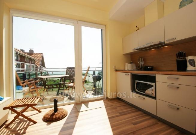 Apartamenty Pervalka z dużym balkonem lagunie - 6