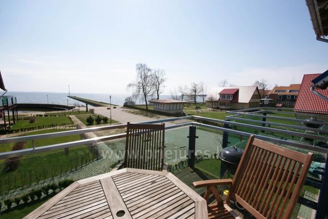 Apartamenty Pervalka z dużym balkonem lagunie - 8