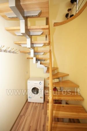 Apartamenty Pervalka z dużym balkonem lagunie - 10