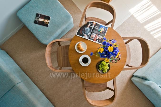 Palanga Visit - Apartamenty & SPA w Połądze - 12