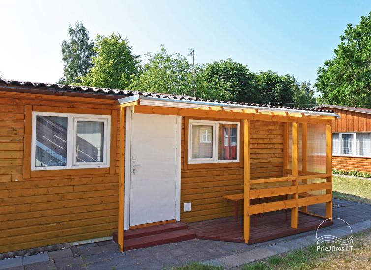 Pokoje i domki letniskowe do wynajęcia w Sventoji nad morzem Bałtyckim - 4