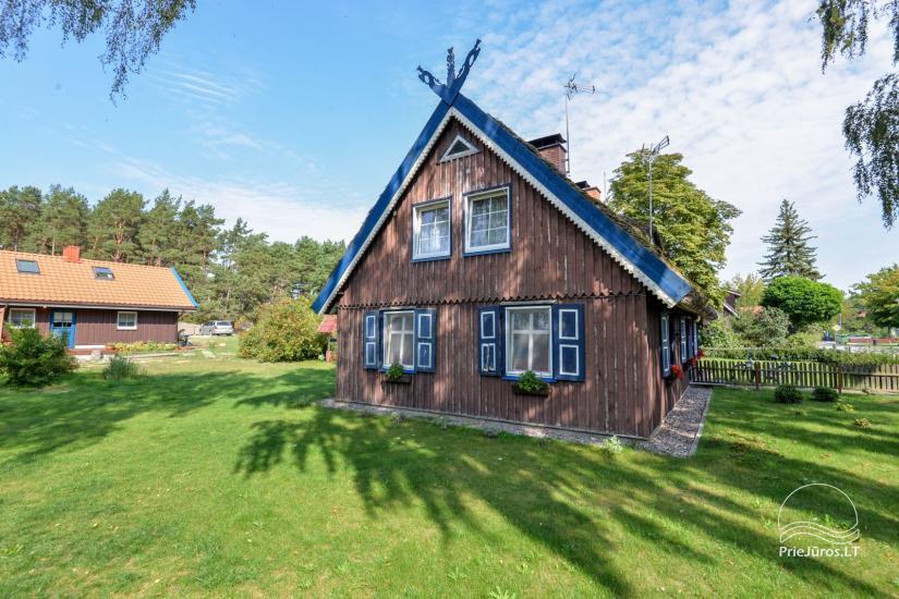 2-pokojowe mieszkanie i studio do wynajecia w Pervalka - 8