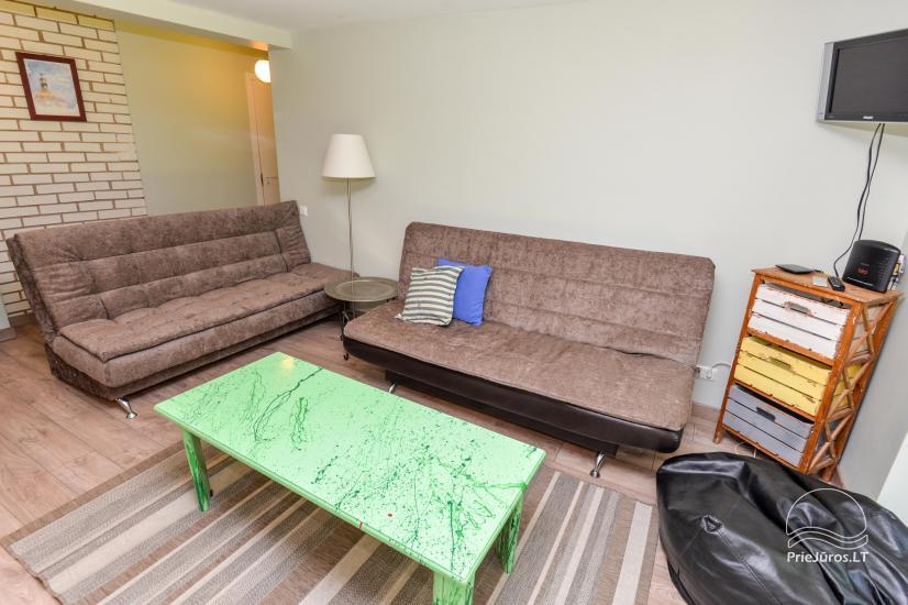 Dwupokojowe mieszkanie do wynajęcia w Pervalka - 6