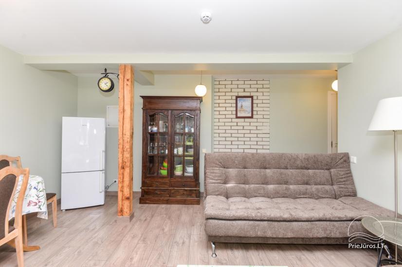 Dwupokojowe mieszkanie do wynajęcia w Pervalka - 7