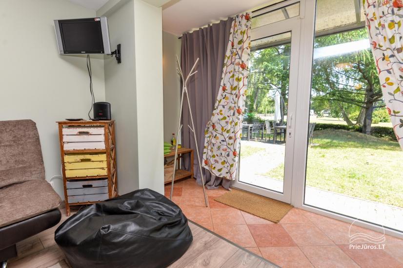 Dwupokojowe mieszkanie do wynajęcia w Pervalka - 4