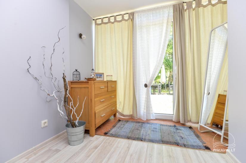 Dwupokojowe mieszkanie do wynajęcia w Pervalka - 16