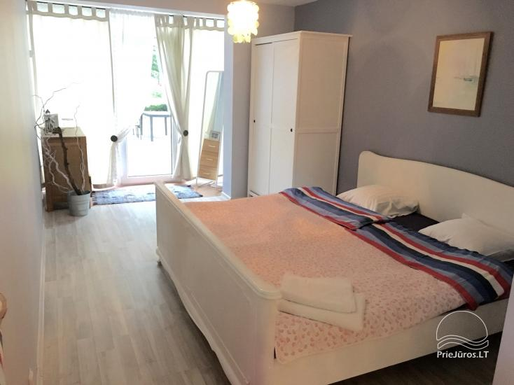 Dwupokojowe mieszkanie do wynajęcia w Pervalka - 14
