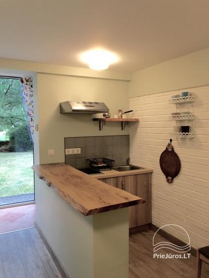 Dwupokojowe mieszkanie do wynajęcia w Pervalka - 11