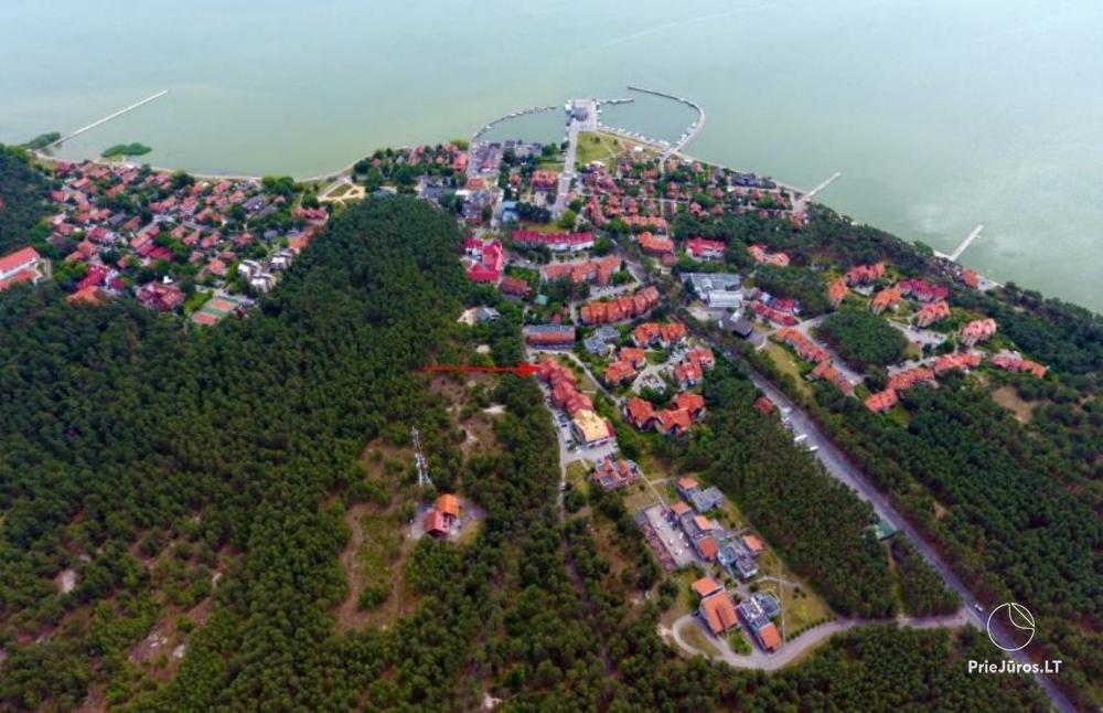 1-pokojowe mieszkanie typu studio ŠALIA PUŠYNO w pobliżu centrum Nidy - 1