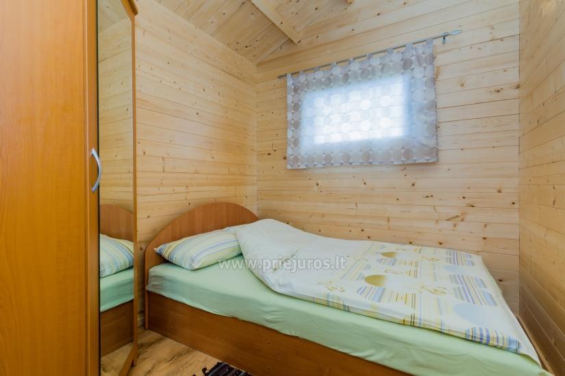 Domy do wynajęcia w Sventoji, w pobliżu Morza Bałtyckiego - 9
