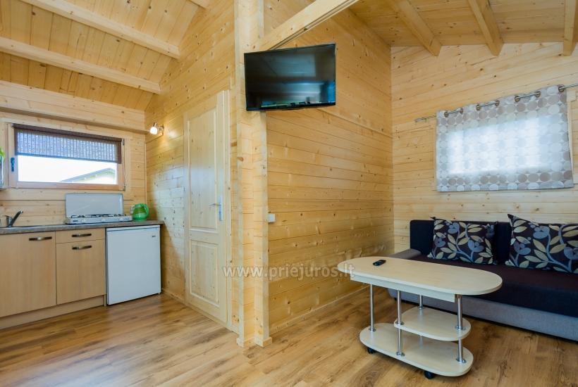 Domy do wynajęcia w Sventoji, w pobliżu Morza Bałtyckiego - 10