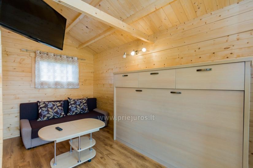 Domy do wynajęcia w Sventoji, w pobliżu Morza Bałtyckiego - 11