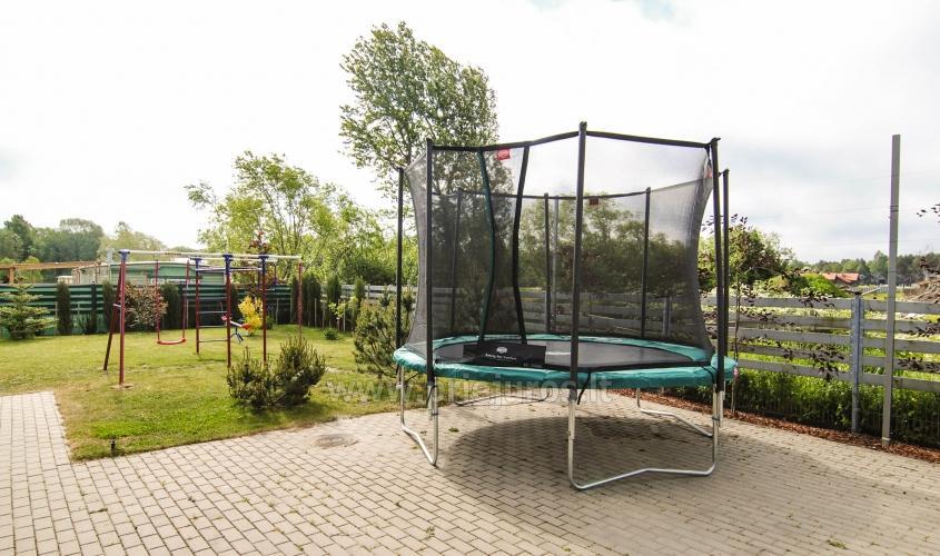 """Willa""""Skarabėjus"""":taras, Wi-Fi, klimatyzacja, trampolina dla dzieci - 3"""