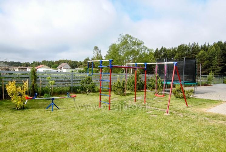 """Willa""""Skarabėjus"""":taras, Wi-Fi, klimatyzacja, trampolina dla dzieci - 4"""