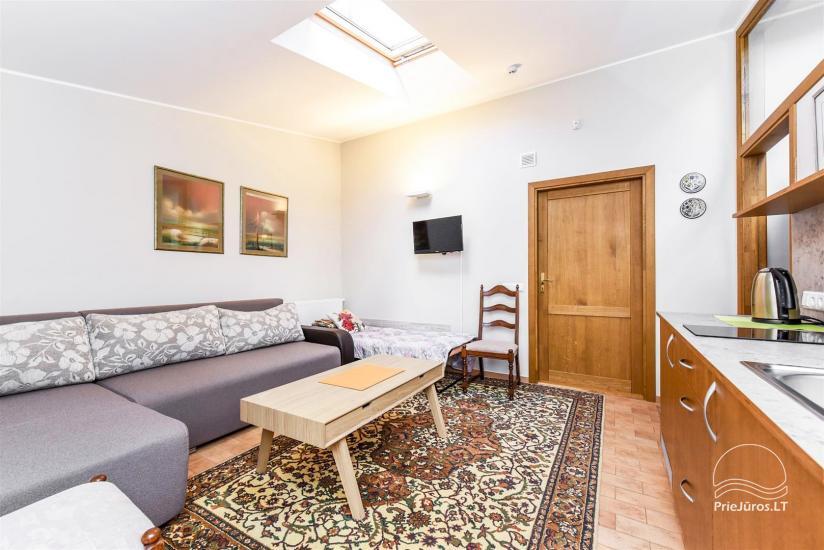 Apartament typu studio z osobnym wejściem w Połądze, w pobliżu parku botanicznego - 3