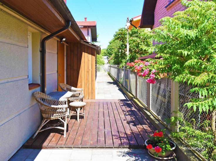 Apartament typu studio z osobnym wejściem w Połądze, w pobliżu parku botanicznego - 2