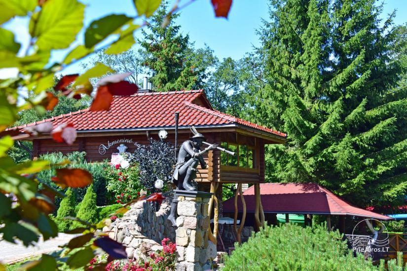 Dom-willa z sauna w Sventoji (Palanga)  STONE ISLAND - 1