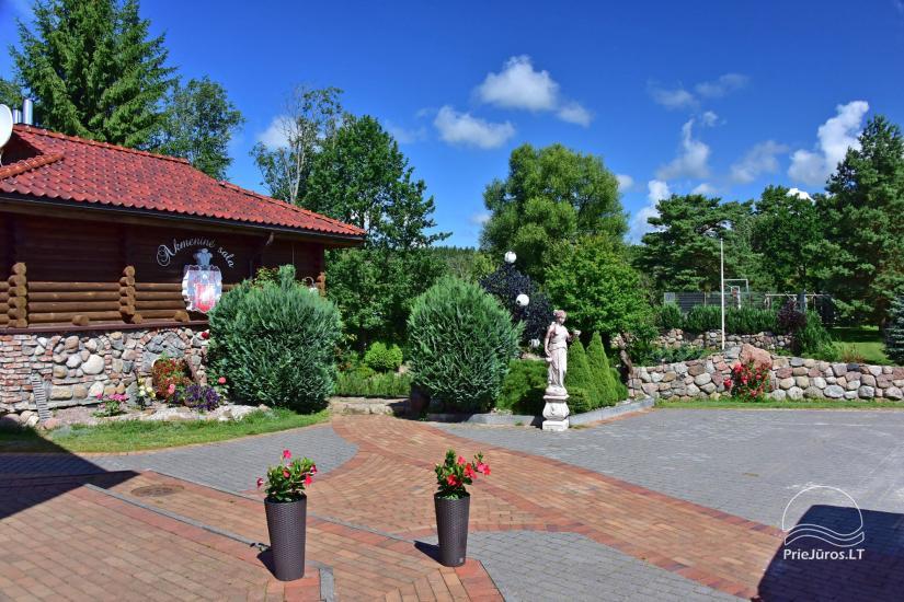 Dom-willa z sauna w Sventoji (Palanga)  STONE ISLAND - 5