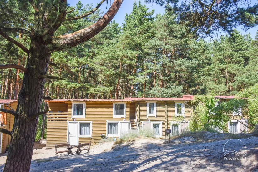 Domy wakacyjne w Sventoji - 3