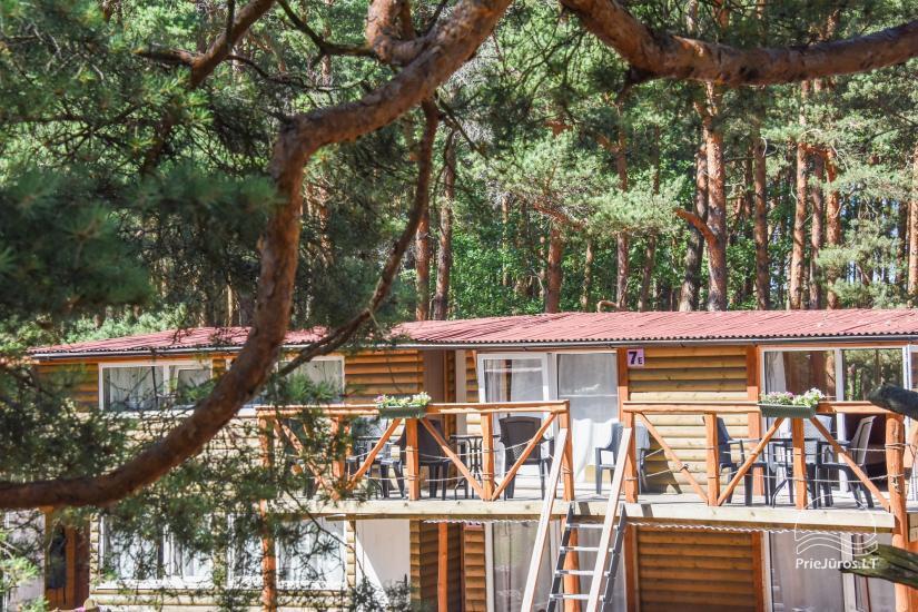 Domy wakacyjne w Sventoji - 1