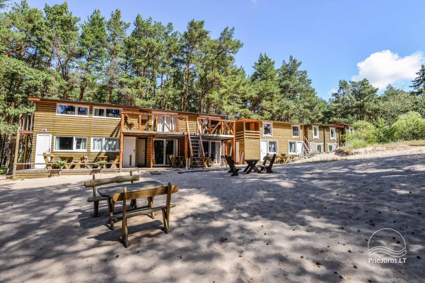 Domy wakacyjne w Sventoji - 2