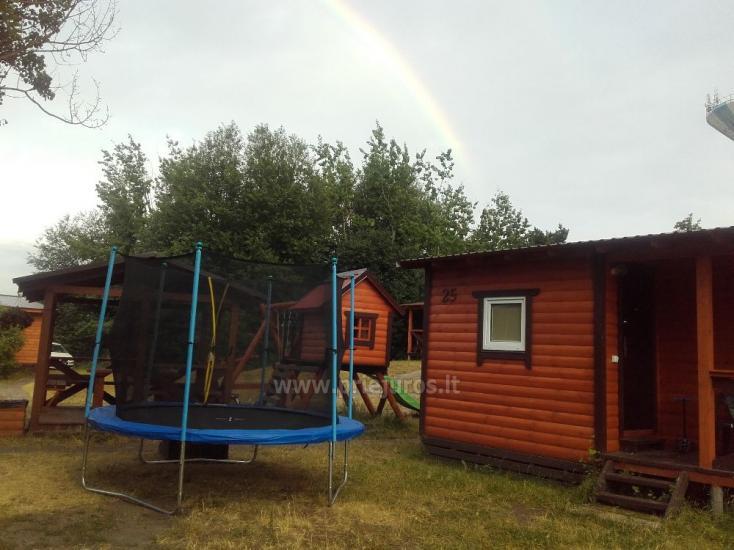 Nowe domki i pokoje z udogodnieniami w Sventoji ZYDROJI LIEPSNA - 29