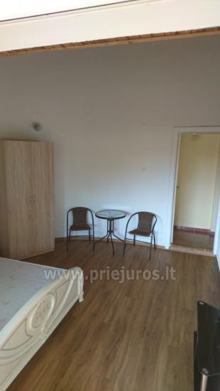 Nowe domki i pokoje z udogodnieniami w Sventoji ZYDROJI LIEPSNA - 38