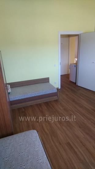 Nowe domki i pokoje z udogodnieniami w Sventoji ZYDROJI LIEPSNA - 39