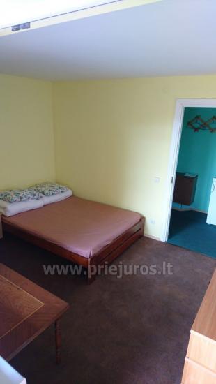Nowe domki i pokoje z udogodnieniami w Sventoji ZYDROJI LIEPSNA - 44