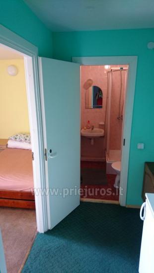 Nowe domki i pokoje z udogodnieniami w Sventoji ZYDROJI LIEPSNA - 45