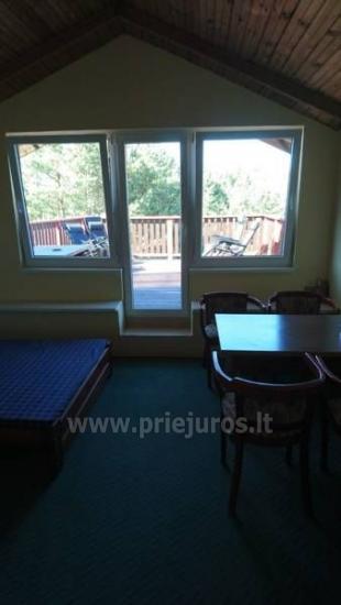 Nowe domki i pokoje z udogodnieniami w Sventoji ZYDROJI LIEPSNA - 47