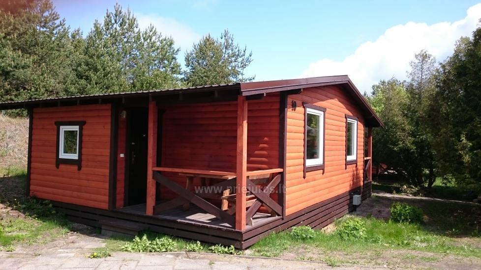 Nowe domki i pokoje z udogodnieniami w Sventoji ZYDROJI LIEPSNA - 13