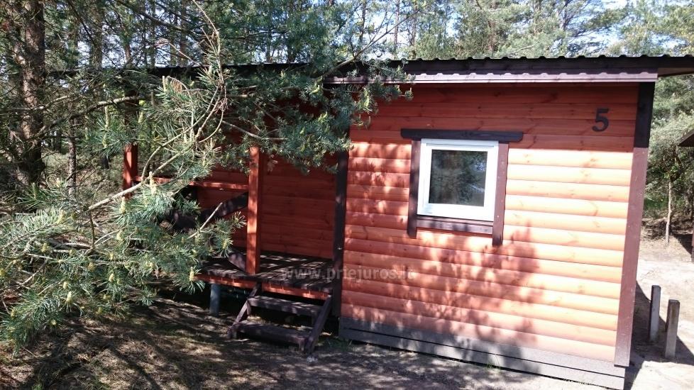 Nowe domki i pokoje z udogodnieniami w Sventoji ZYDROJI LIEPSNA - 1