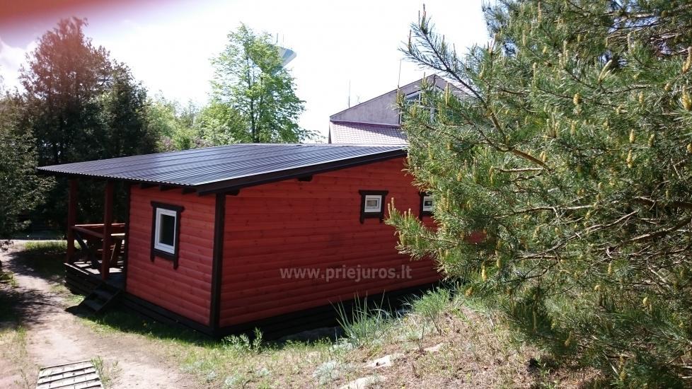 Nowe domki i pokoje z udogodnieniami w Sventoji ZYDROJI LIEPSNA - 5