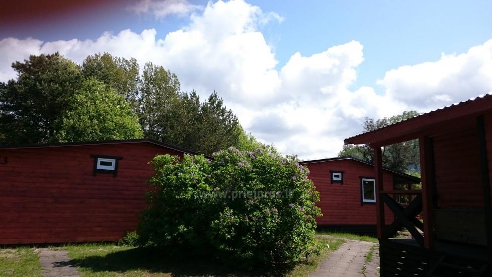 Nowe domki i pokoje z udogodnieniami w Sventoji ZYDROJI LIEPSNA - 7