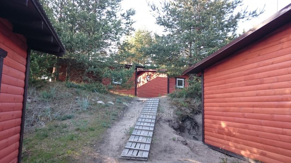 Nowe domki i pokoje z udogodnieniami w Sventoji ZYDROJI LIEPSNA - 10