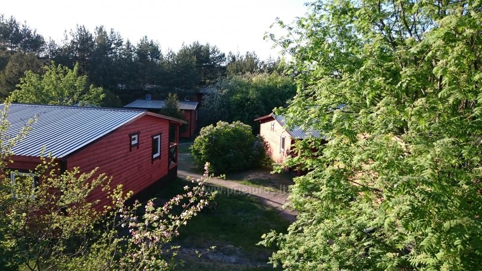 Nowe domki i pokoje z udogodnieniami w Sventoji ZYDROJI LIEPSNA - 11