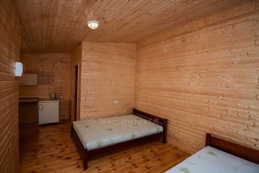 Nowe domki i pokoje z udogodnieniami w Sventoji ZYDROJI LIEPSNA - 25