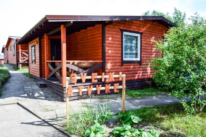 Nowe domki i pokoje z udogodnieniami w Sventoji ZYDROJI LIEPSNA - 27