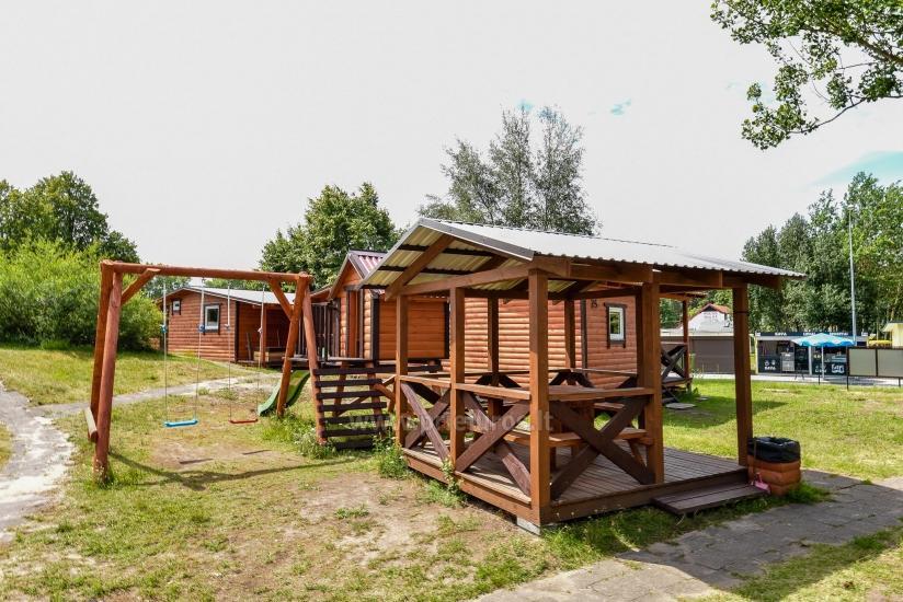 Nowe domki i pokoje z udogodnieniami w Sventoji ZYDROJI LIEPSNA - 28