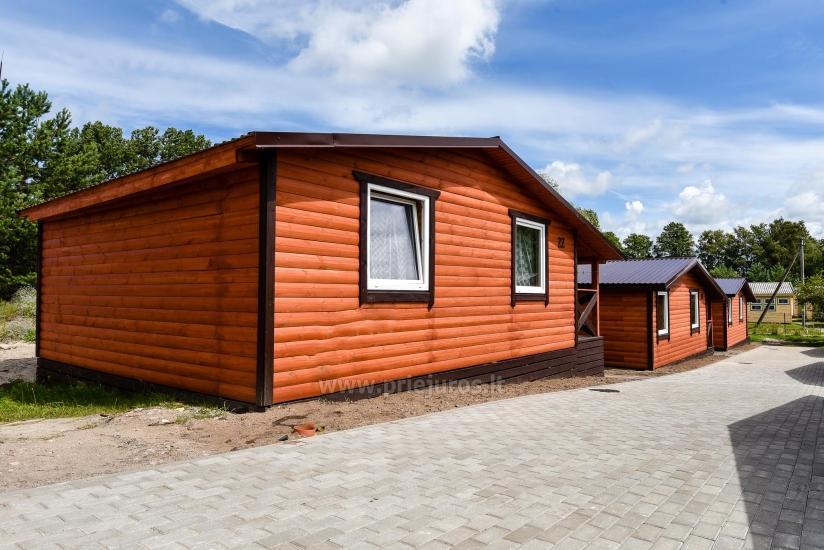 Nowe domki i pokoje z udogodnieniami w Sventoji ZYDROJI LIEPSNA - 14