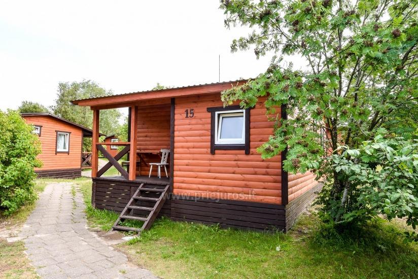 Nowe domki i pokoje z udogodnieniami w Sventoji ZYDROJI LIEPSNA - 33