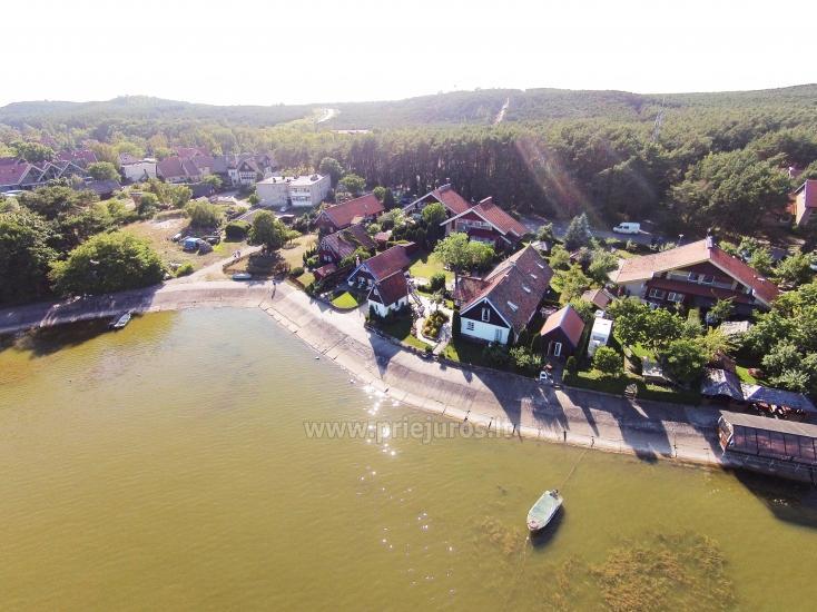 cOddzielne domki letniskowe i apartamenty na brzegu laguny - 9