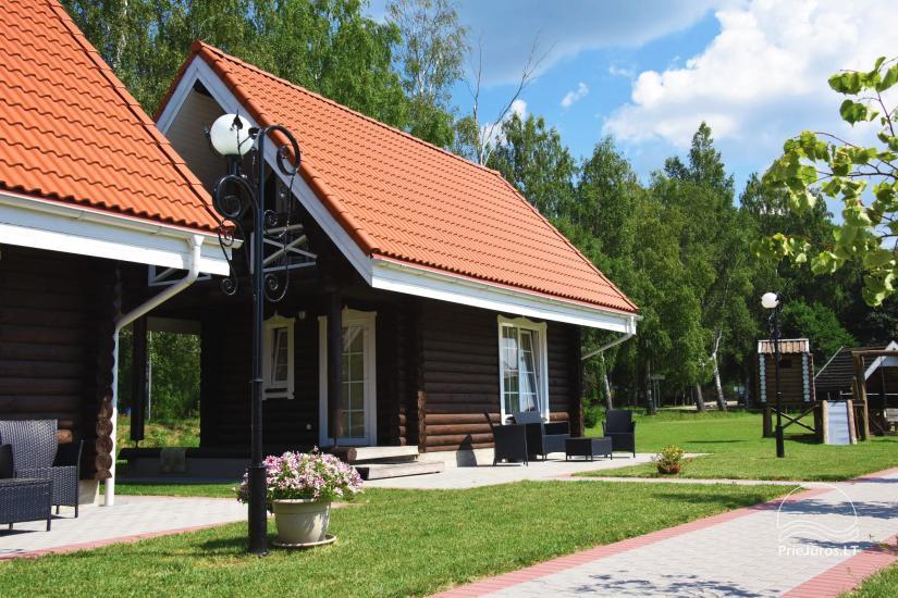NOWE Domki, luksy w Sventoji (Polaga) JURMYLE - 14