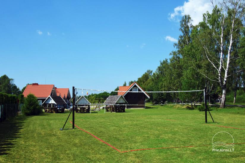 NOWE Domki, luksy w Sventoji (Polaga) JURMYLE - 24